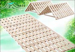 すのこマット シングル 折りたたみ式