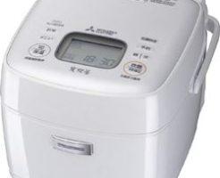 三菱電機 IHジャー炊飯器 NJ-SE068