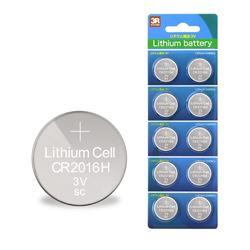 ボタン電池CR2016