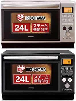 アイリスオーヤマ MO-F2402とMO-FS2403